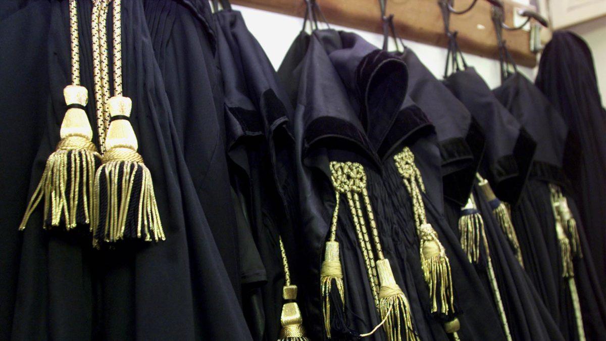 Port de la robe